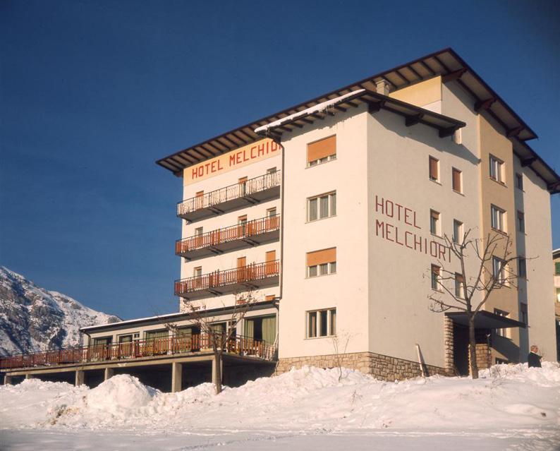 Hotel Melchiori - Hotel Pavone - Andalo, Trentino