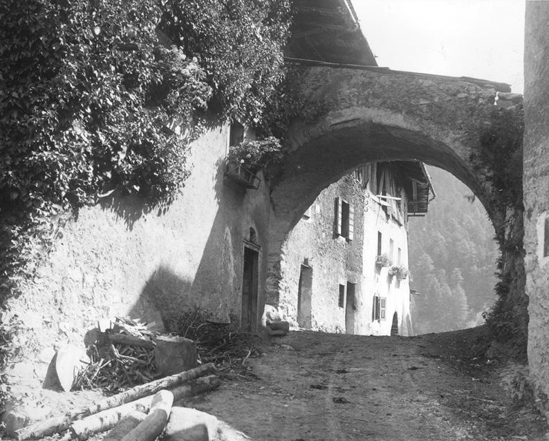 Andalo, Trentino, paese ricco di storia